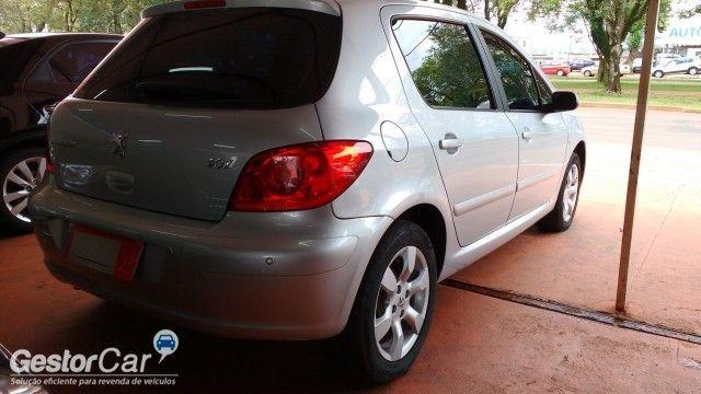 Peugeot 307 Hatch 1.6 16v Presence Pack(10 Anos Brasil)(Flex) - Foto #4