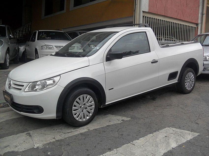Volkswagen Saveiro 1.6 Mi CS 8V G.v - Foto #1