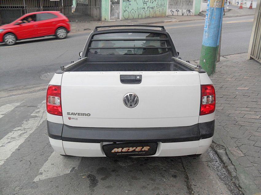 Volkswagen Saveiro 1.6 Mi CS 8V G.v - Foto #5