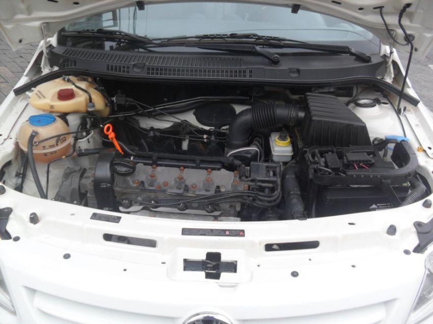 Volkswagen Saveiro 1.6 Mi CS 8V G.v - Foto #7