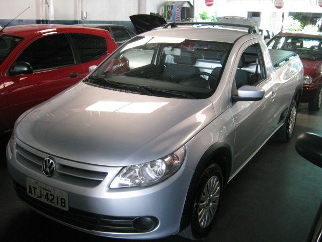 Volkswagen Saveiro 1.6 (Flex) - Foto #1