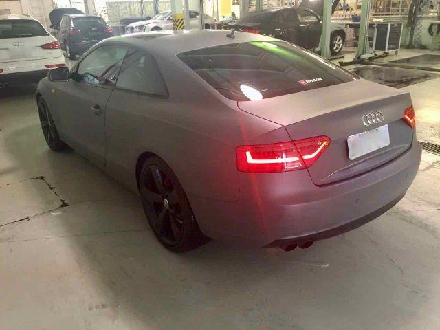 Audi A5 Coupé Ambition Quattro S-tronic 2.0 TFSI 16V - Foto #4