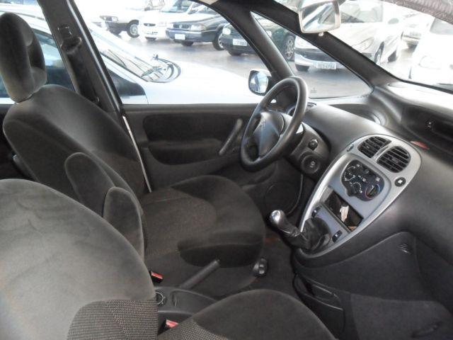 Citroën Xsara Picasso GLX 1.6i 16V Flex - Foto #5