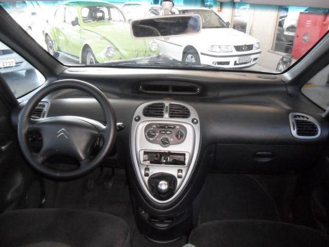 Citroën Xsara Picasso GLX 1.6i 16V Flex - Foto #6