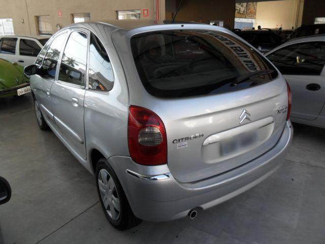 Citroën Xsara Picasso GLX 1.6i 16V Flex - Foto #8