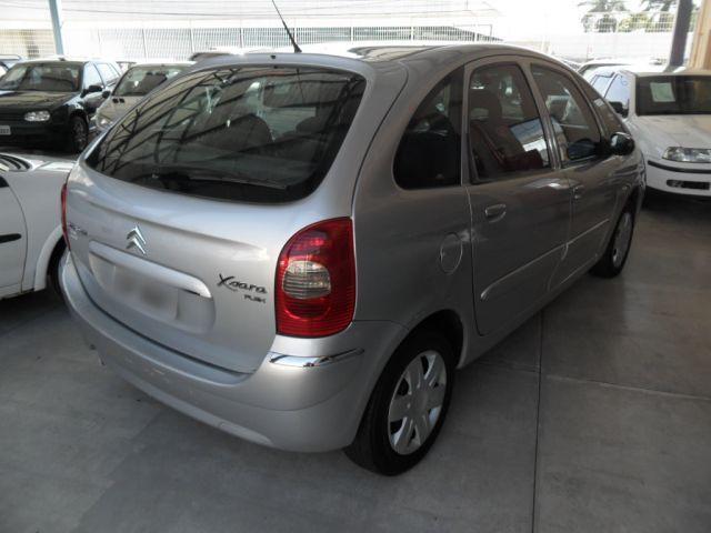 Citroën Xsara Picasso GLX 1.6i 16V Flex - Foto #10