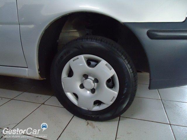 Volkswagen Gol City 1.0 8V (Álcool) 2p - Foto #4