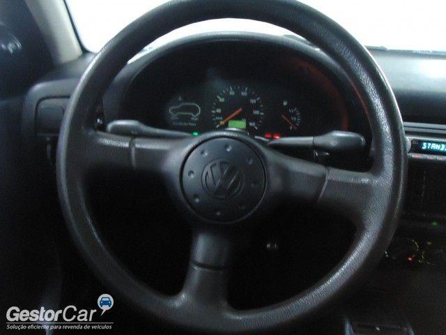 Volkswagen Gol City 1.0 8V (Álcool) 2p - Foto #9