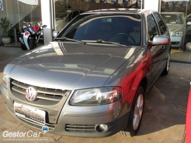 Volkswagen Gol Power 1.6 (G4) (Flex) - Foto #3