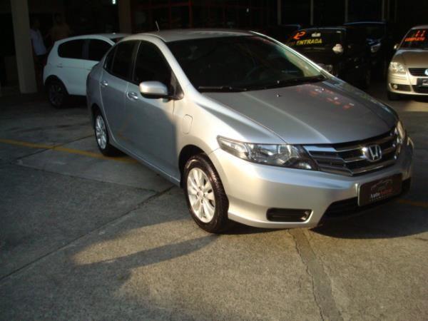 Honda City  City Sedan LX 1.5 Flex 16V 4p Mec - Foto #1