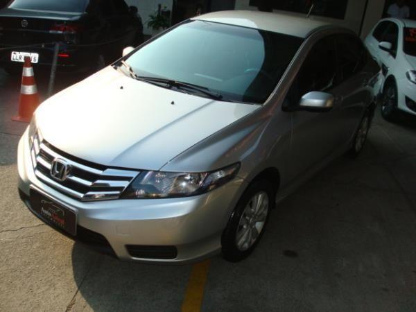 Honda City  City Sedan LX 1.5 Flex 16V 4p Mec - Foto #2