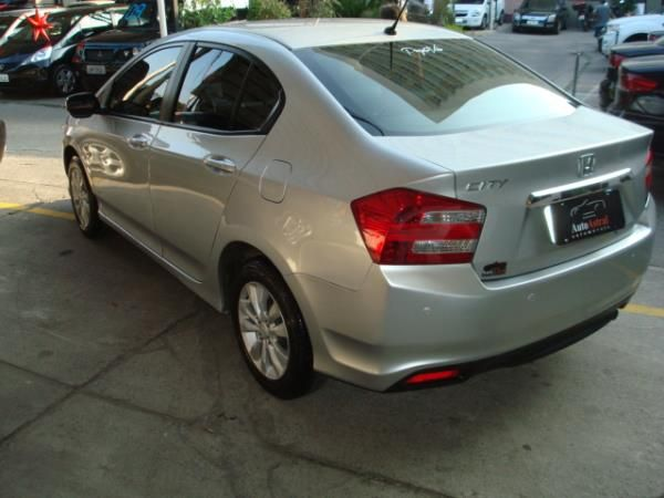Honda City  City Sedan LX 1.5 Flex 16V 4p Mec - Foto #4