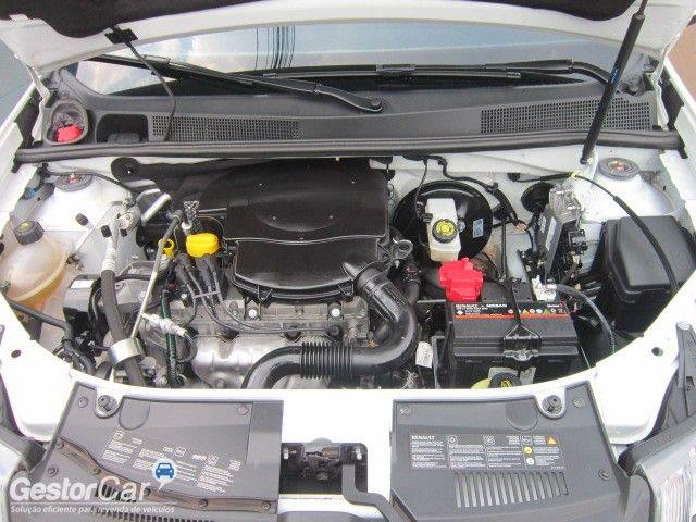 Renault Sandero Expression 1.6 8V - Foto #10