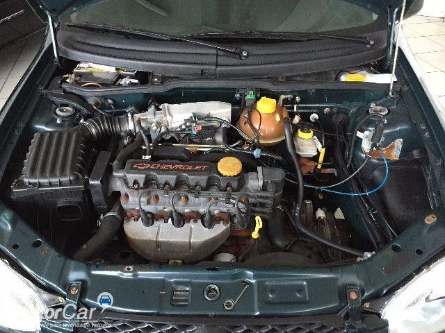 Chevrolet Corsa Sedan Wind Milenium 1.0 MPFi - Foto #7