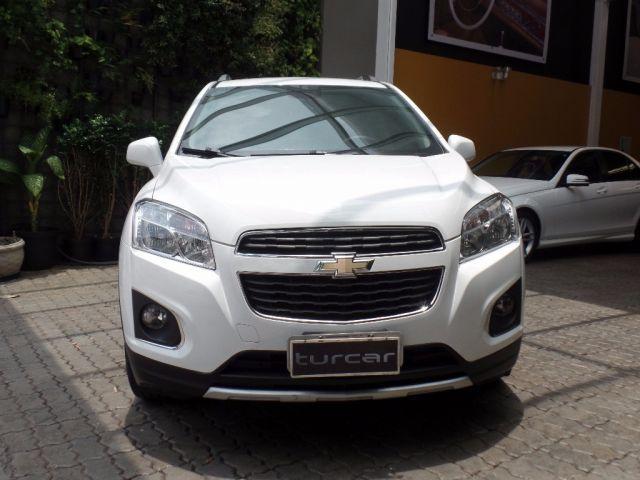Chevrolet Tracker LTZ 1.8 Ecotec - Foto #3