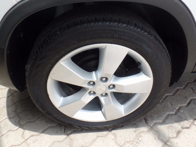 Chevrolet Tracker LTZ 1.8 Ecotec - Foto #7