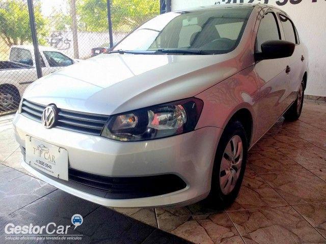 Volkswagen Voyage 1.6 VHT City (Flex) - Foto #3
