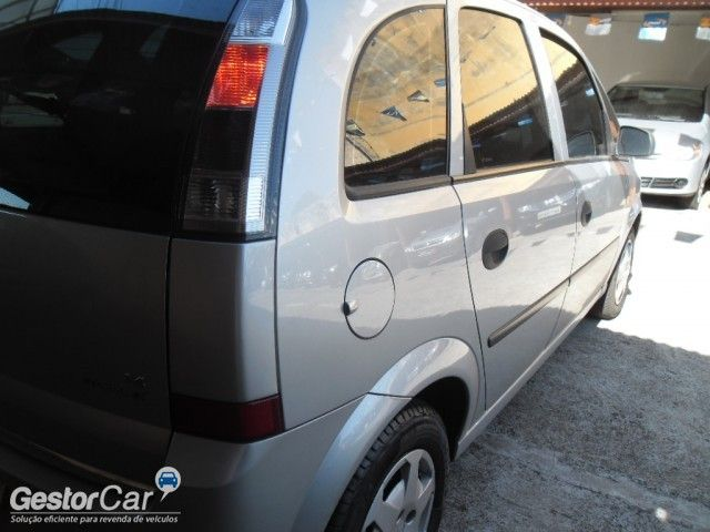 Chevrolet Meriva Joy 1.4 (Flex) - Foto #3