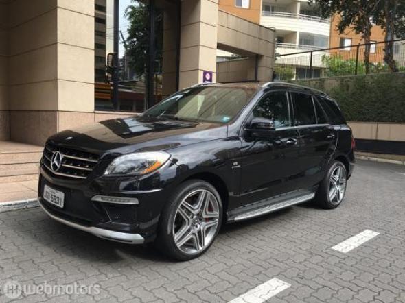 Mercedes-Benz Amg 5.5 V8 Bi-turbo Aut - Foto #1