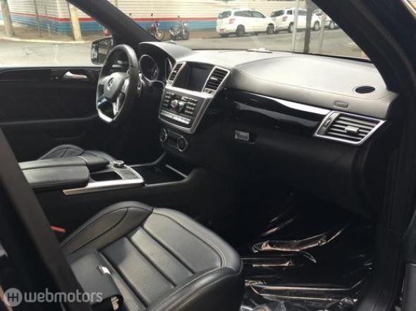 Mercedes-Benz Amg 5.5 V8 Bi-turbo Aut - Foto #5
