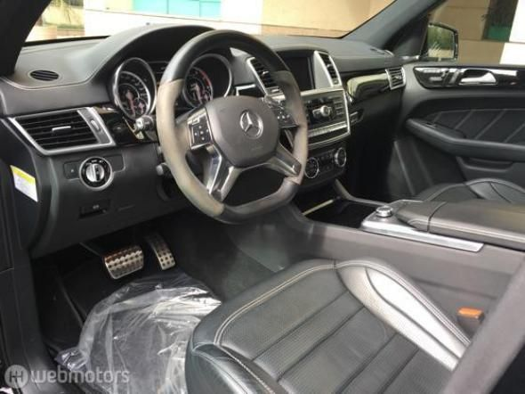 Mercedes-Benz Amg 5.5 V8 Bi-turbo Aut - Foto #6