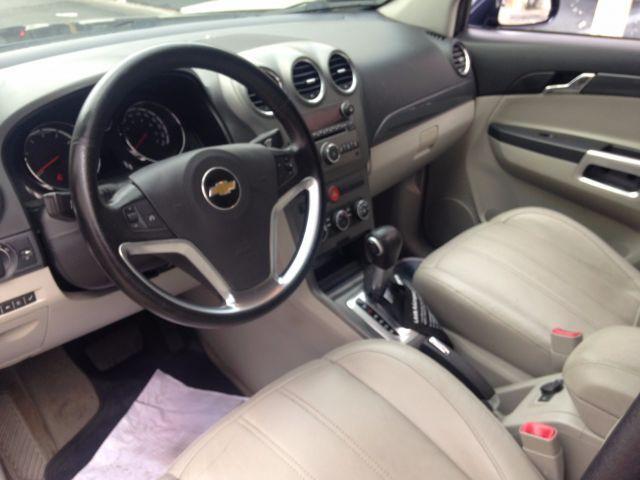 Chevrolet Captiva 3.6 SFI AWD 24V - Foto #6