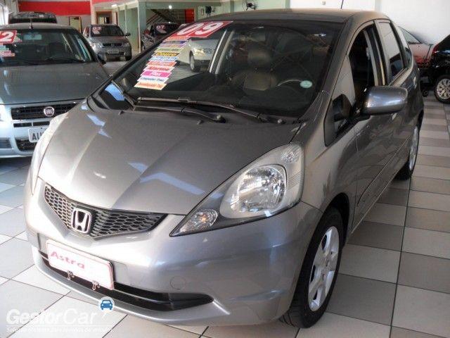 Honda New Fit LXL 1.4 (flex) - Foto #2