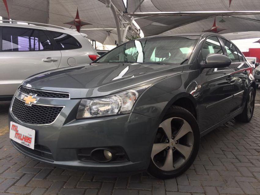 Chevrolet Cruze  LT 1.8 16V Flexpower 4p Aut - Foto #1