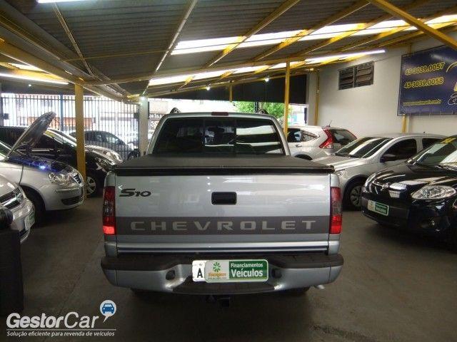 Chevrolet S10 Advantage 4x2 2.4 (Cab Dupla) - Foto #5