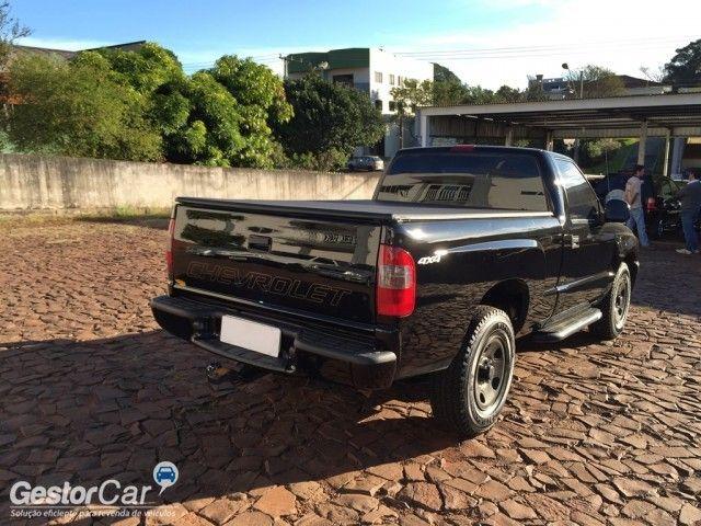 Chevrolet S10 STD 4X4 2.8 Turbo (Cab Simples) - Foto #4