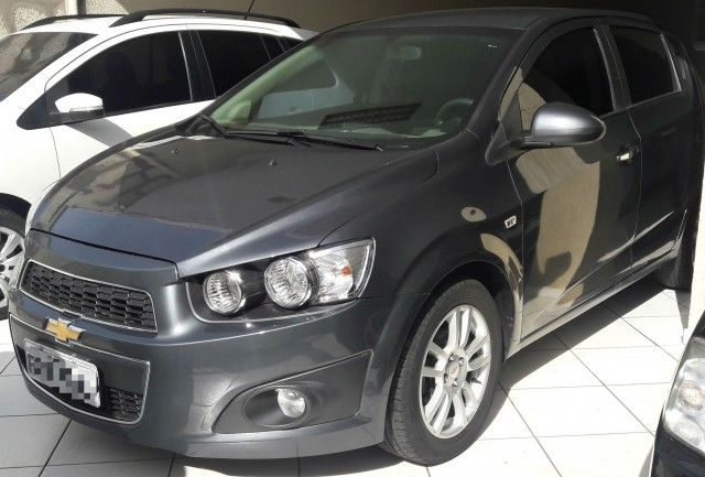 Chevrolet Sonic Hatch LTZ - Foto #1