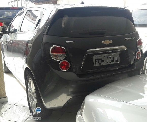 Chevrolet Sonic Hatch LTZ - Foto #5