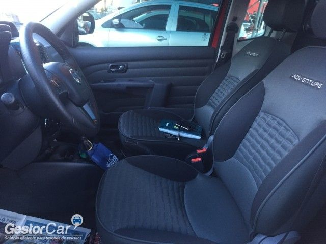 Fiat Strada Adventure 1.8 16V (Flex)(Cab Estendida) - Foto #3