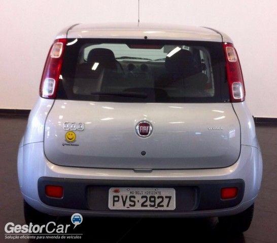 Fiat Uno Vivace 1.0 (Flex) 4p - Foto #4