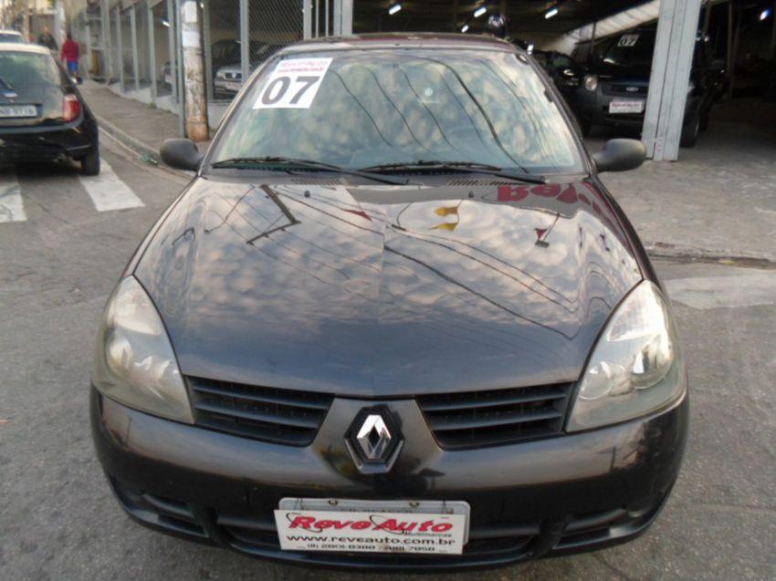 Renault Clio 1.0 Authentique 16v - Foto #2