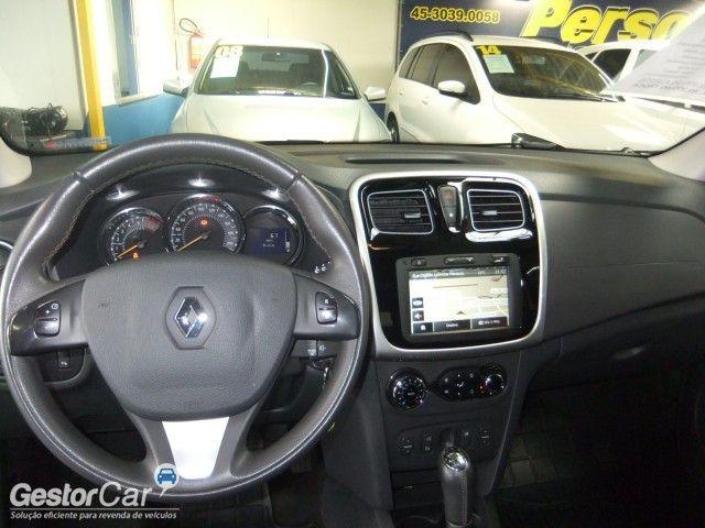 Renault Sandero Dynamique 1.6 8V - Foto #7
