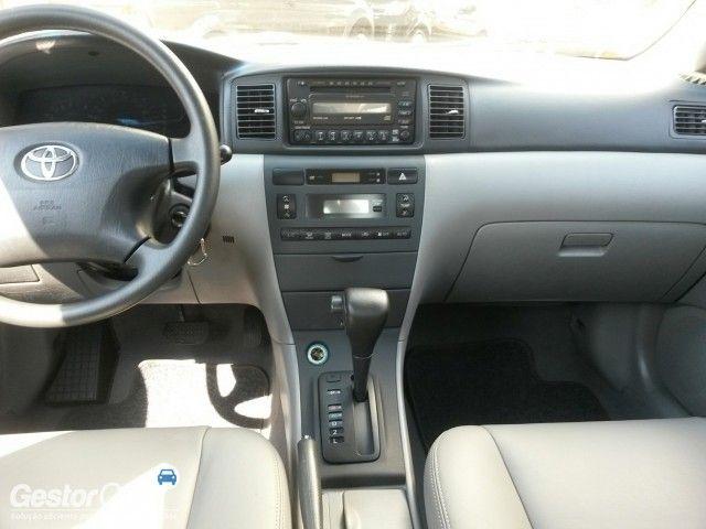 Toyota Corolla Sedan SEG 1.8 16V (nova série) (aut) - Foto #5