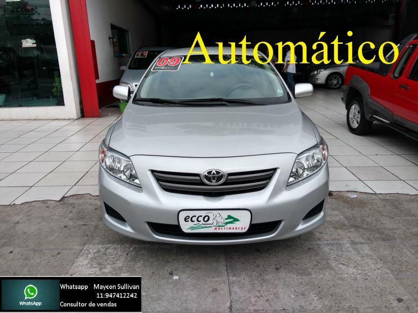 Toyota Corolla   Xli 1.6 16V 110cv Aut - Foto #1