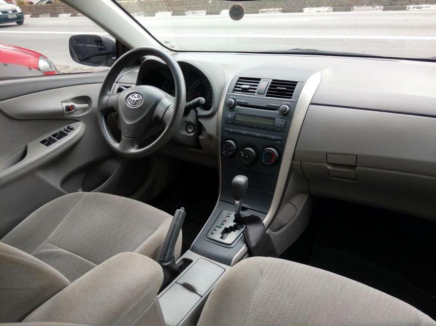 Toyota Corolla   Xli 1.6 16V 110cv Aut - Foto #3