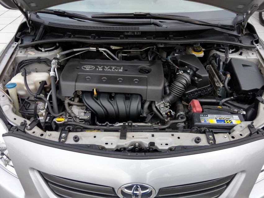 Toyota Corolla   Xli 1.6 16V 110cv Aut - Foto #4