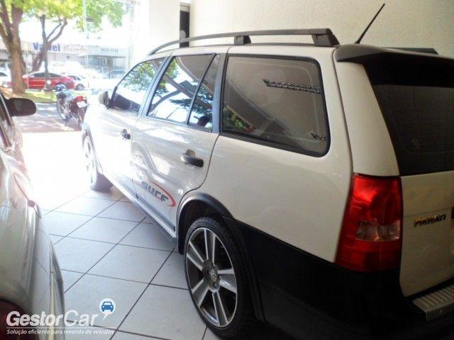 Volkswagen Parati Surf 1.6 G4 (Flex) - Foto #2