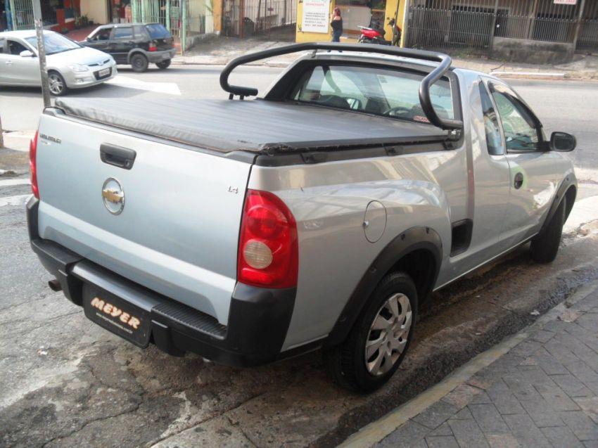 Chevrolet Montana 1.4 MPFi Conquest CS 8V Econo - Foto #4