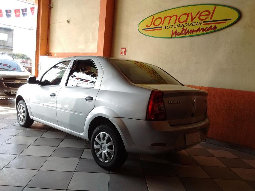 Renault Logan  Logan Aut 1.0 - Foto #2