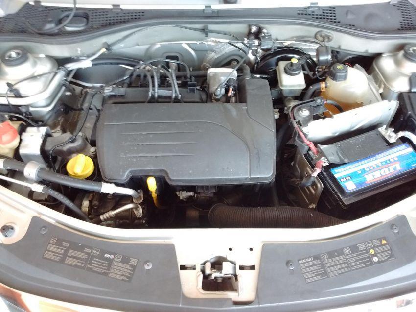 Renault Logan  Logan Aut 1.0 - Foto #4
