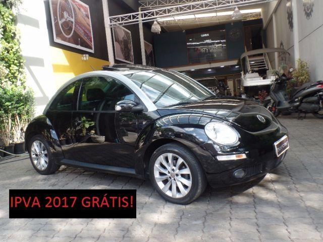 Volkswagen New Beetle Tiptronic 2.0 Mi 8V - Foto #1