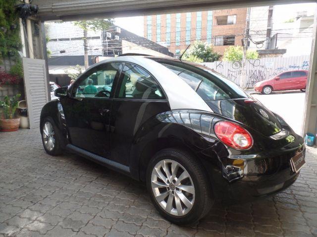 Volkswagen New Beetle Tiptronic 2.0 Mi 8V - Foto #5