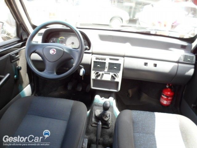 Fiat Uno Mille Fire Economy Way 1.0 (Flex) 4p - Foto #9