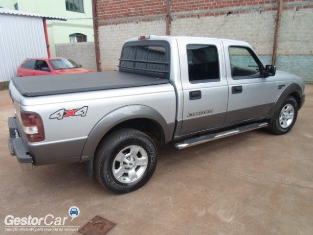 Ford Ranger Limited 4x4 3.0 (Cab Dupla) - Foto #4