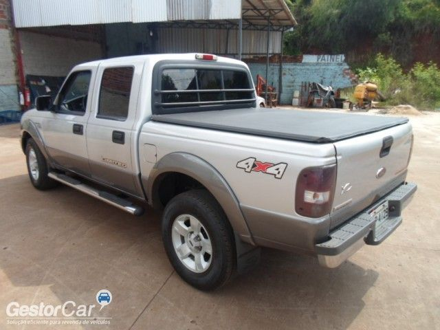 Ford Ranger Limited 4x4 3.0 (Cab Dupla) - Foto #6