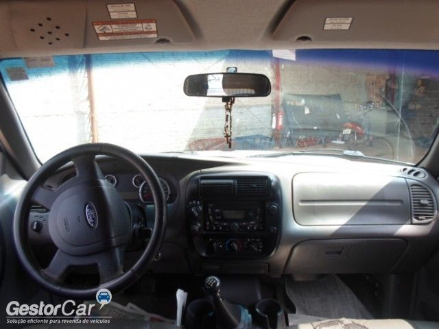 Ford Ranger Limited 4x4 3.0 (Cab Dupla) - Foto #7